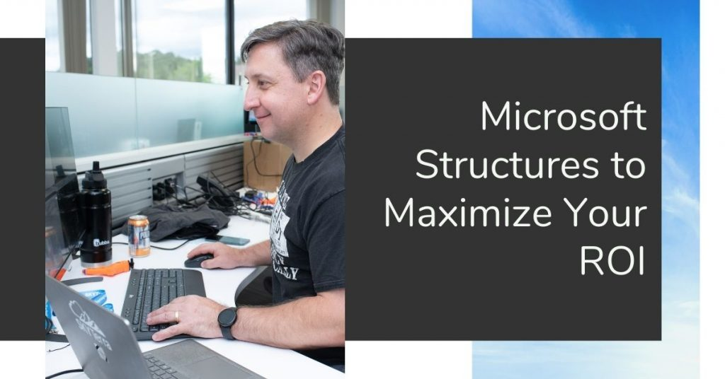 Maximize ROI on Your Microsoft Structure