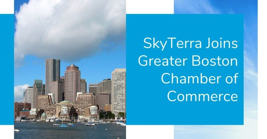 Cloud Computing Company SkyTerra Technologies Joins Greater Boston Chamber of Commerce